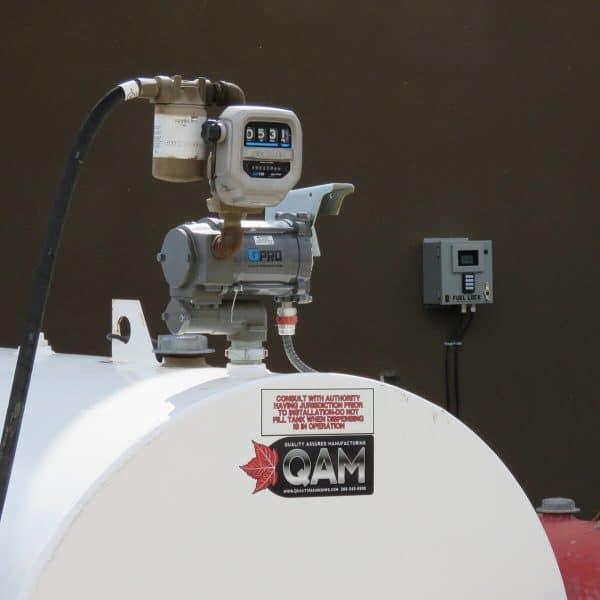 Fuel Lock Tank