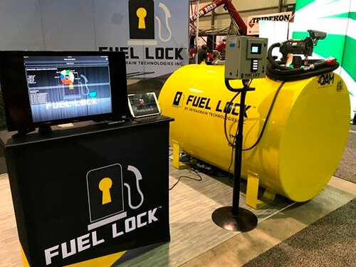 Fuel Lock Tradeshow, Products