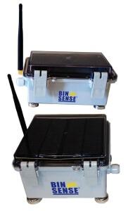 BinSense Master and Remote