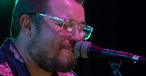 Adam Lange At HQ Three Song Sets La Grande Oregon