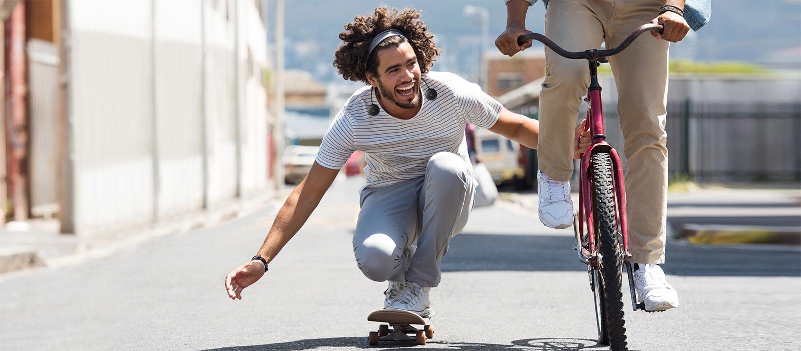 urban skater bluetooth portable speakers