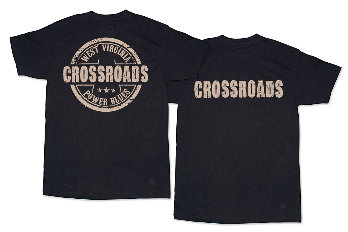 Cross Roads Band T-Shirts