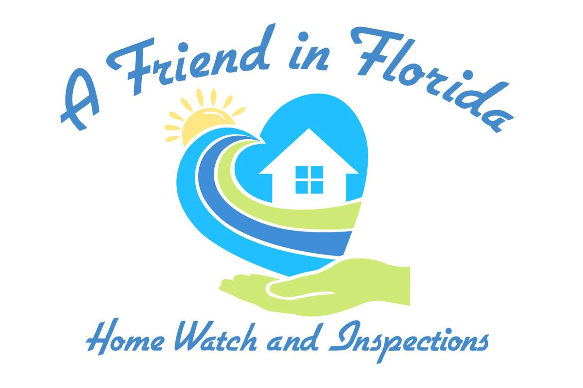 A Friend In Florida Logo