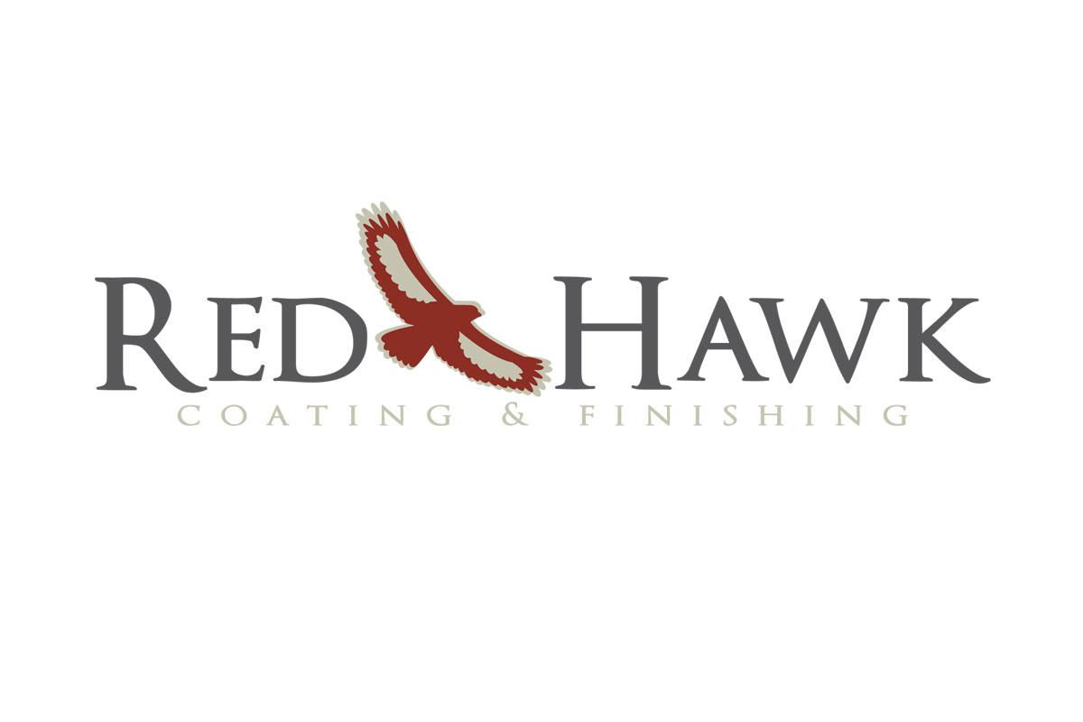 Red Hawk Coating Logo