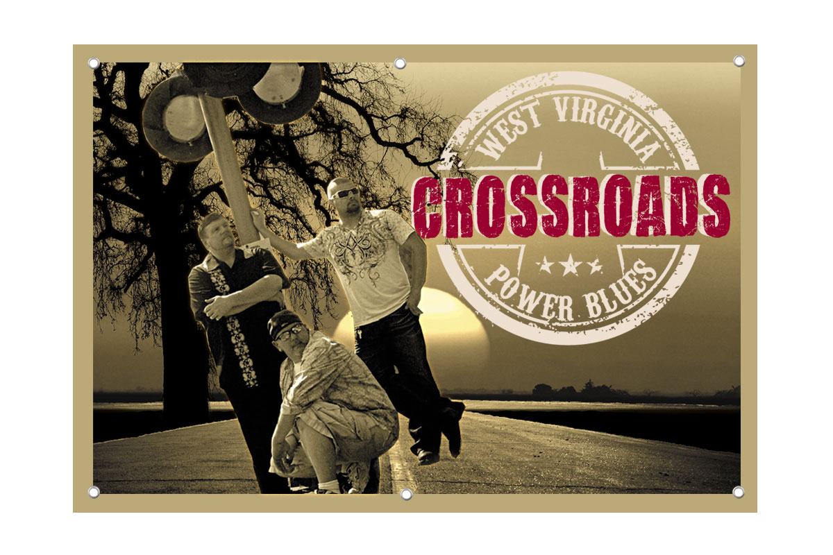 CrossRoads Vinyl Banner