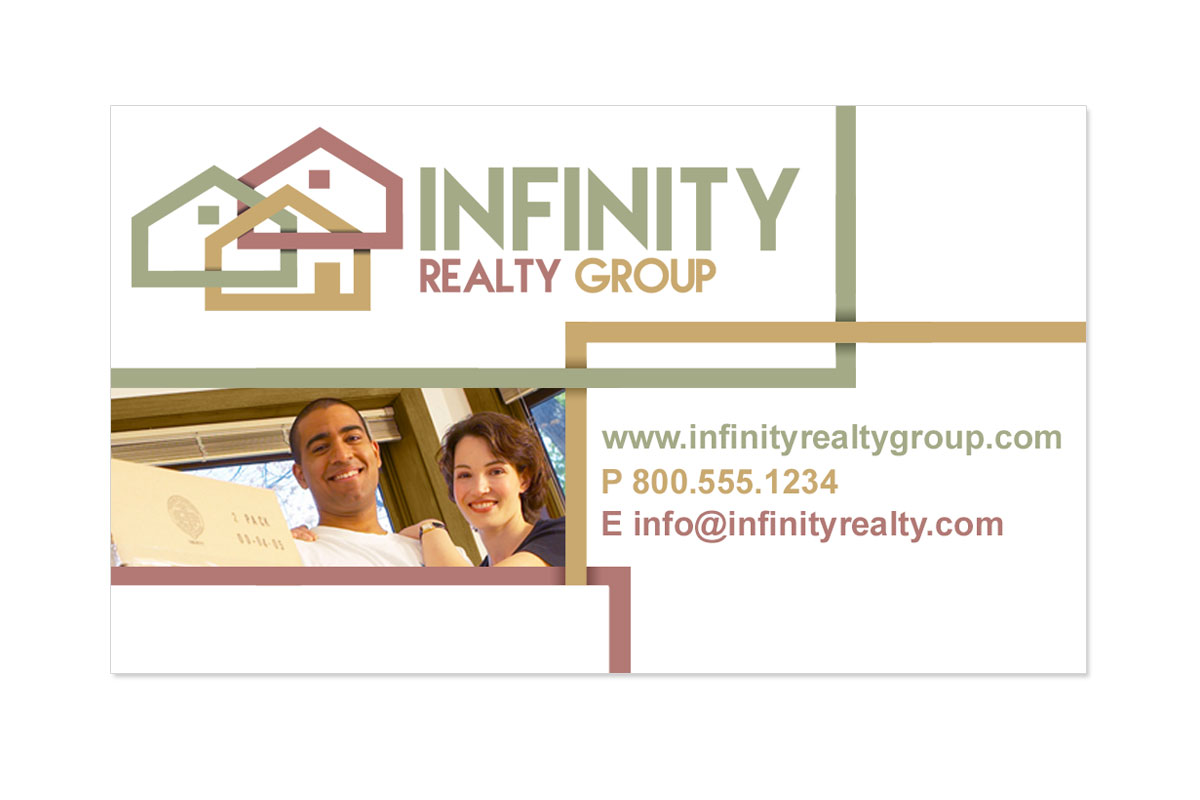 Infinity Realty Business Card