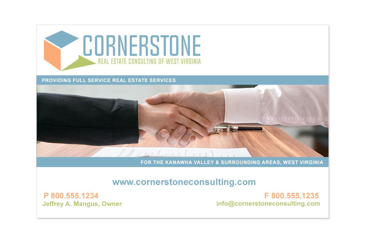 Cornerstone Business Card