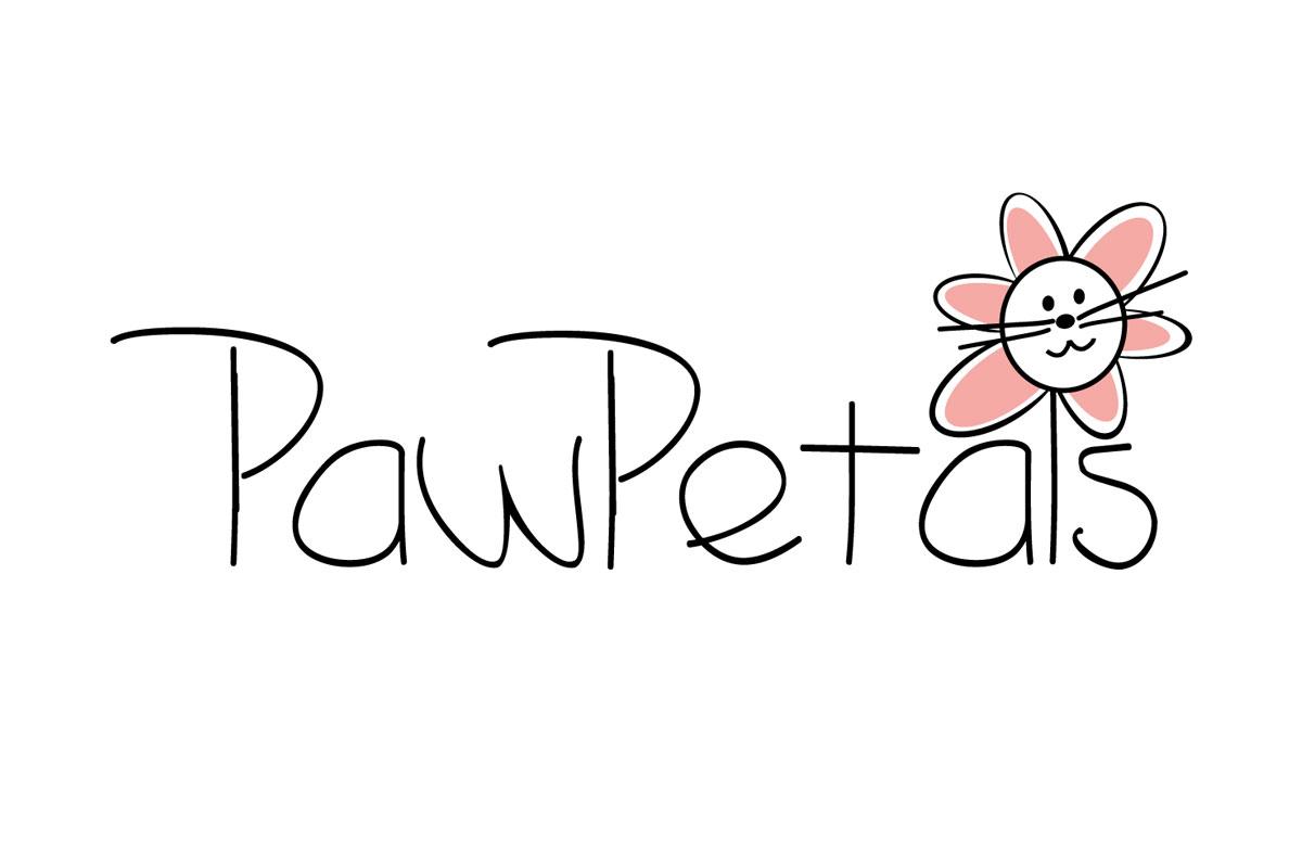 Paw Petals Logo