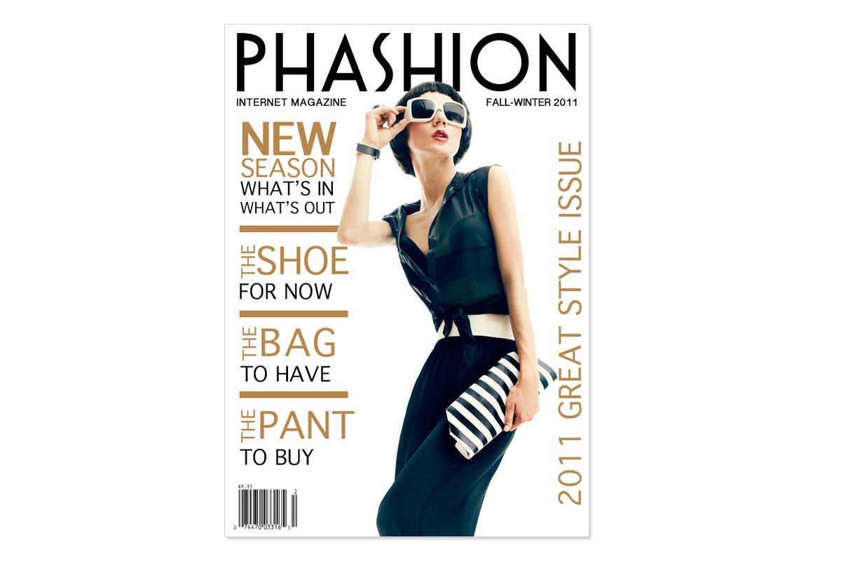Phashion Magazine #1