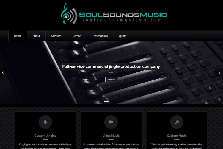 Soul Sounds Homepage