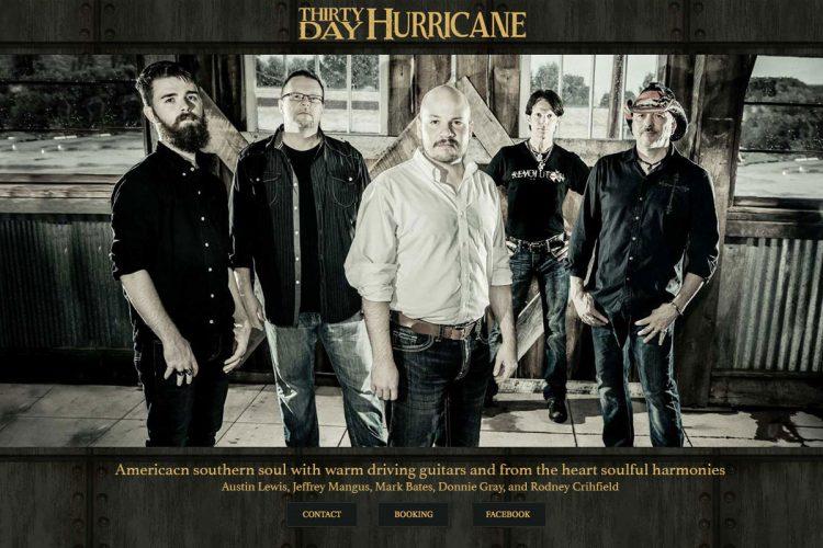 Thirty Day Hurricane Homepage