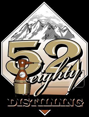 52eighty Distilling logo
