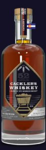 52eighty cracklers whiskey bottle