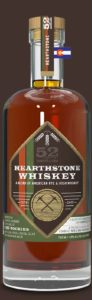 52eighty hearthstone whiskey bottle