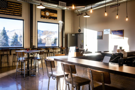 52eighty tasting room
