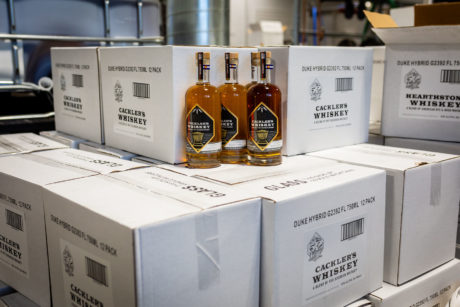 distillery tour packages