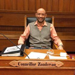Updates from Councillor Zondervan