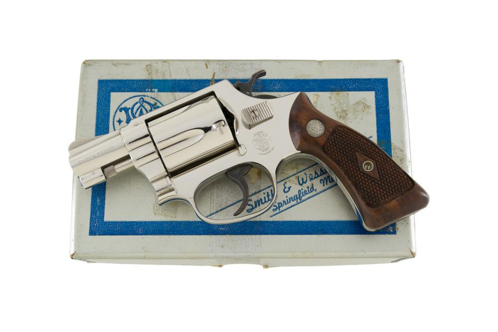 Smith & Wesson Model 36 Flat Latch