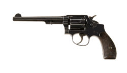 Smith & Wesson Model 1905 1st Change Mfd 1906 RARE Military Acceptance Proof Flaming Bomb