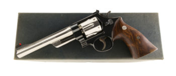 Smith & Wesson Pre Model 24 .44 Special Two Tone PINTO