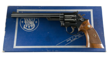 """Smith & Wesson Model 53 .22 Jet 8 3/8"""""""
