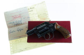 Smith & Wesson .38 Chiefs Special Pre Model 36 S/N 575