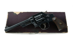 Smith & Wesson 3rd Model .44 Wolf & Klar Shipped RARE 6 1/2""