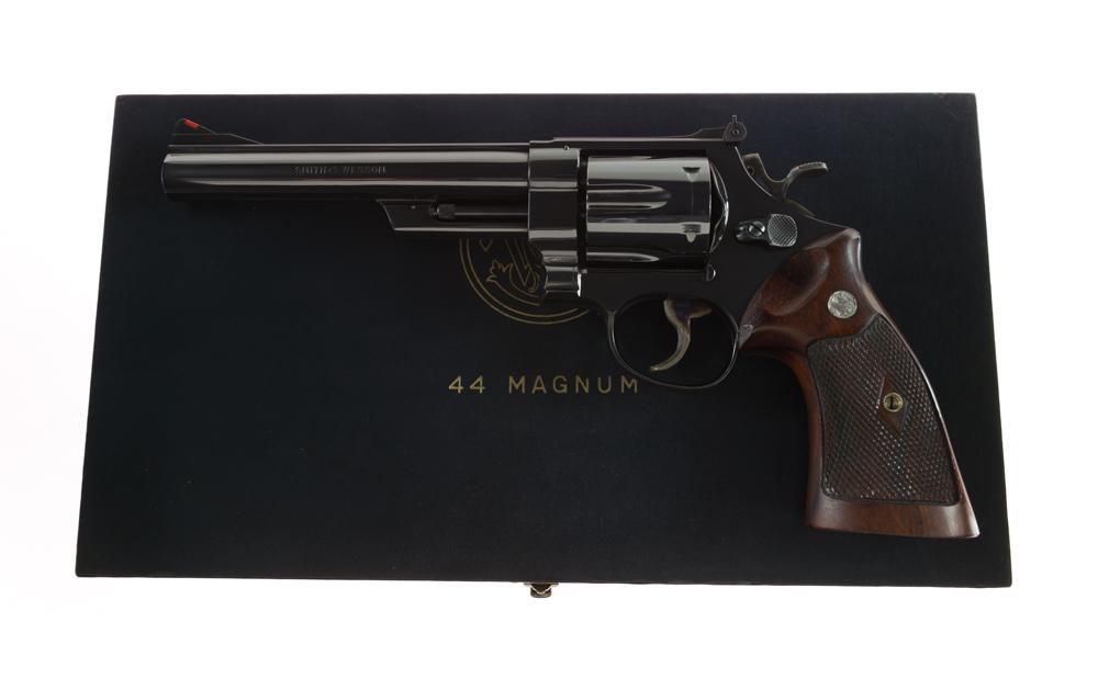 Smith & Wesson Pre Model 29 .44 Magnum