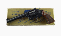 Smith & Wesson Pre Model 16 K-32 Masterpiece Mfd. 1956