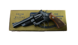 "Smith & Wesson Model 27 No Dash Rare 5"".357 Magnum"