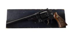 """Smith & Wesson Model 27 No Dash .357 Magnum 8 3/8"""" Mfd. 1959"""