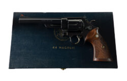 1st Year June 1956 Smith & Wesson Pre Model 29 5-Screw .44 Magnum