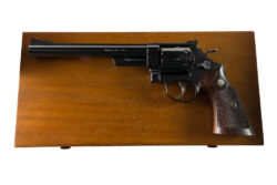 """Smith & Wesson Pre Model 29 .44 Magnum LOWEST KNOWN SERIAL NUMBER 8 3/8"""""""