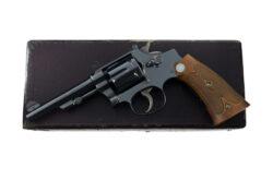 Smith & Wesson Pre War .22/32 Kit Gun ANIB