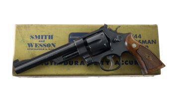 Smith & Wesson Pre Model 23 .38/44 Outdoorsman
