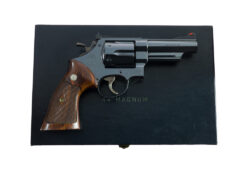 "Smith & Wesson RARE 5-Screw 4"" Pre Model 29 .44 Magnum"