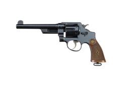Smith & Wesson 1st Model .455 Triple Lock