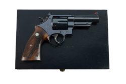 "Smith & Wesson 4"" 5-Screw Pre Model 29 .44 Magnum"