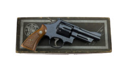 RARE Smith & Wesson Model Marked 24 No Dash