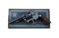 Smith & Wesson Model 34 .22/32 Kit Gun Special Order