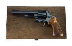 Prototype Cased Model 57 .41 Magnum