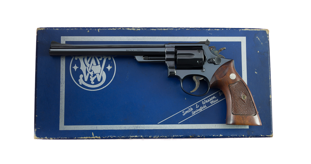 Smith & Wesson Model 53 .22 Jet 1st Year Mfd. 1961