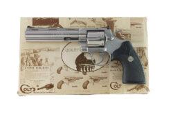 "Colt Python .357 Magnum 6"" Stainless Steel"