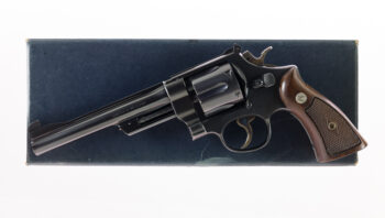 Smith & Wesson Pre Model 26 1950 .45 ACP Target