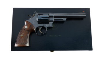"Smith & Wesson Pre Model 29 .44 Magnum 6 1/2"" 5-Screw"