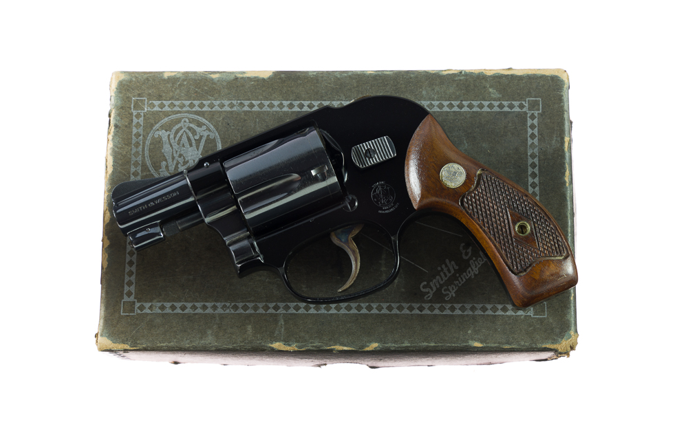 Smith & Wesson Pre Model 38 Airweight Bodyguard RARE 1st Year