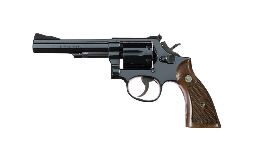 Smith & Wesson K-38 Masterpiece Model 14 No Dash
