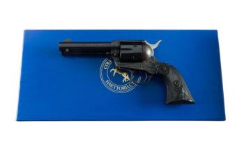 "Colt Custom Shop Single Action Army 4 3/4"" .45 COLT"