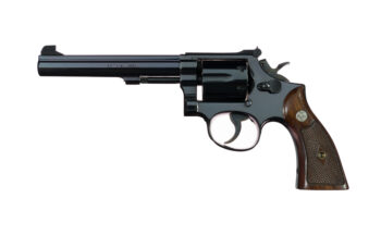 Smith & Wesson Model 14-1 K-38 Masterpiece