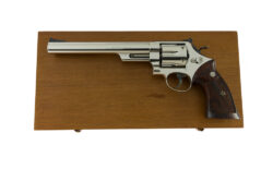 "Smith & Wesson Model 29 No Dash .44 Magnum 8 3/8"" Nickel"
